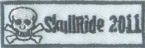 HOG Skullrider tour 2011